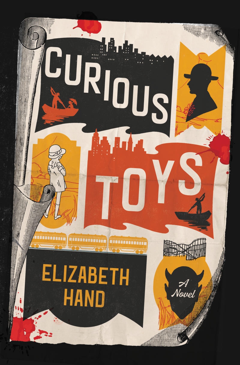 Book Review - Curious Toys