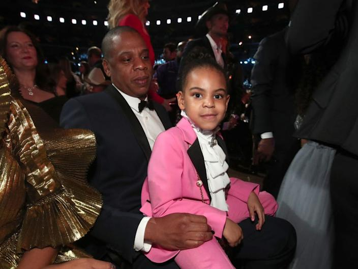Blue Ivy is quite the fashionista.