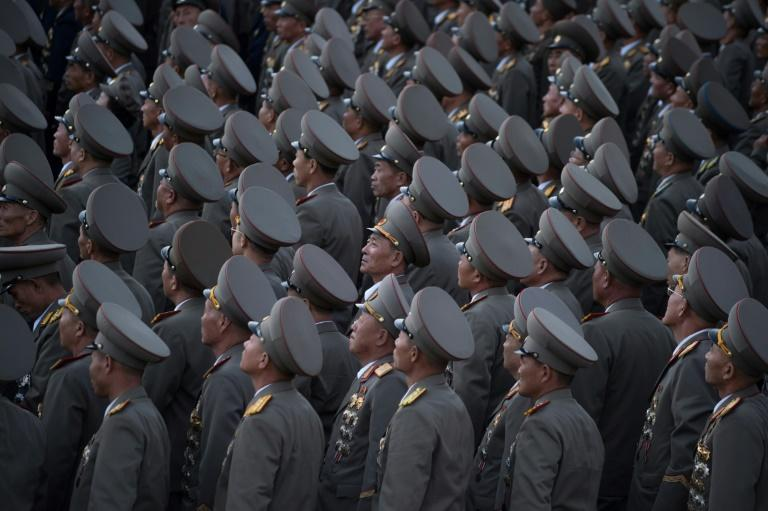 North Korea boasts a huge military and frequently threaten retribution for what it says are plans by the US and its allies for an imminent invasion