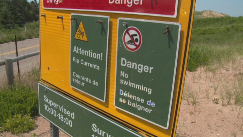 Parks Canada says it will review surf-warning protocols