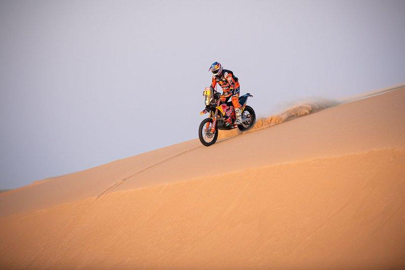 """#1 Red Bull KTM Factory Racing: Toby Price<span class=""""copyright"""">Red Bull Content Pool</span>"""