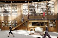 <p>For Virginie Viard's first Chanel Haute Couture show the new Creative Director transformed the Grand Palais into the most impressive library ever. </p>