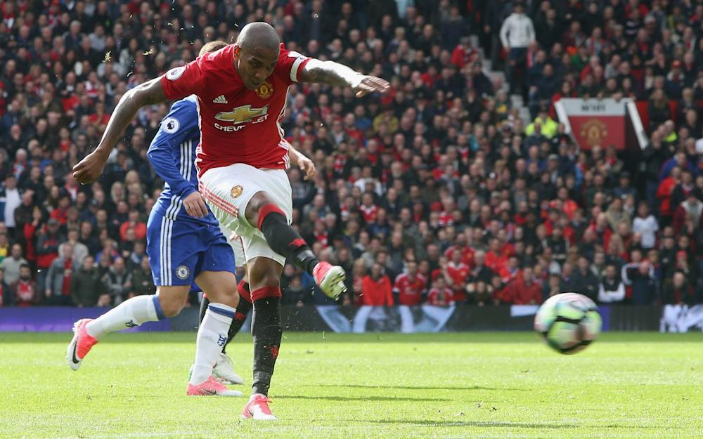 Ashley Young - Credit: getty images