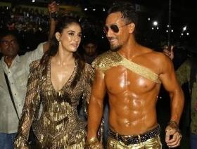 ISL 2019: Disha Patani, Tiger Shroff notch up the heat at opening ceremony