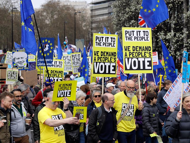 Revoke Article 50 petition: What are the other most popular political petitions?