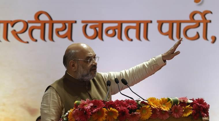Amit Shah says Delhi polls a battle between ideologies, accuses opponents of 'appeasement'