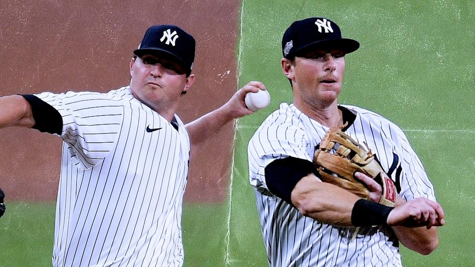 Yankees' Zack Britton and DJ LeMahieu