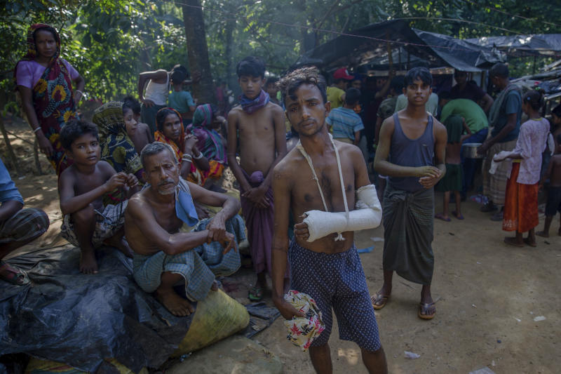 Indian Home Minister Calls Rohingyas 'Illegal Immigrants,' Not Refugees