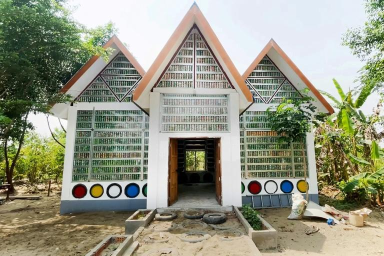 The library had been expected to open this year, but Myanmar has been in turmoil and its economy paralysed since civilian leader Aung San Suu Kyi was ousted from power on February 1