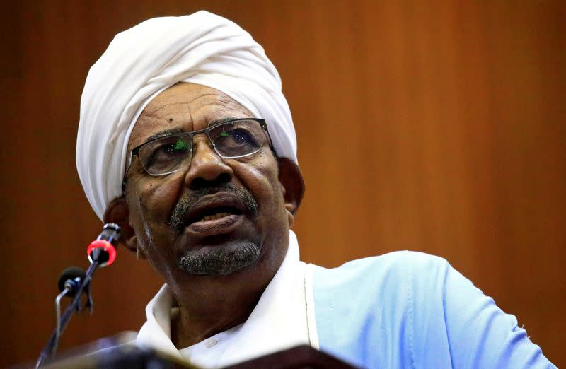 Sudan agrees ex-president Bashir should appear before ICC over Darfur