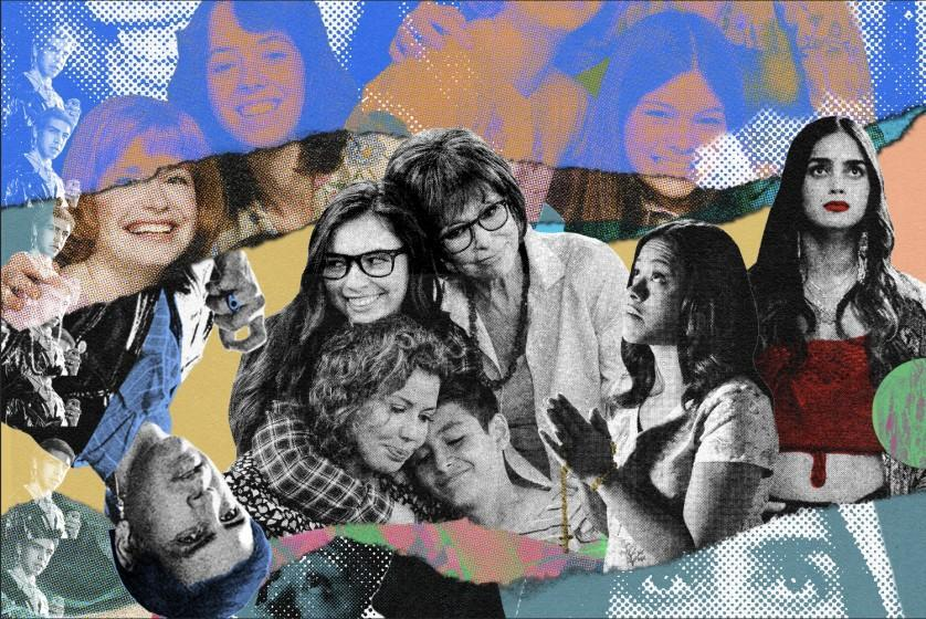 """The original """"One Day at a Time,"""" the reboot, """"Vida,"""" """"Jane the Virgen,"""" """"Los Espookys"""""""