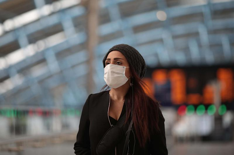 Masks 'must be part of a comprehensive strategy' ,a WHO expert said(Getty Images)