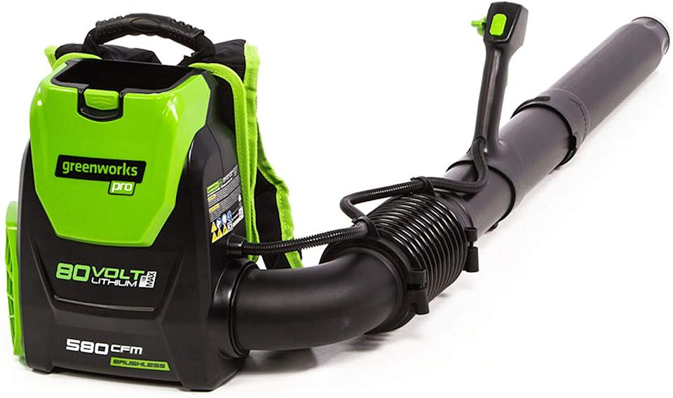 Clear your lawn in no time (Photo: Amazon)