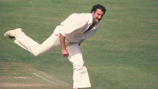 Dennis Lillee formed a lethal bowling pair with Jeff Thomson