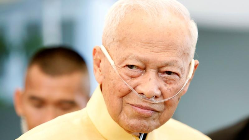 Prem Tinsulanonda, Thailand's ex-prime minister and top adviser to late Thai king, dies aged 98