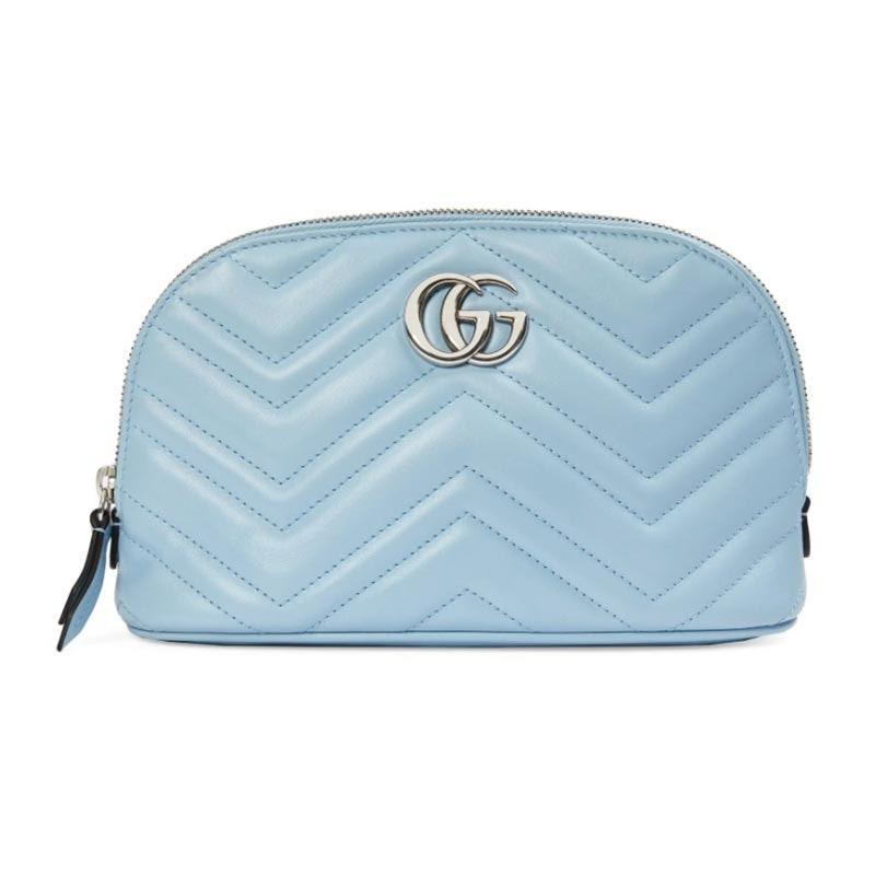 "Gucci's buttery leather gets softer with time, and this makeup case is a stylish and convenient way to store all their favorite beauty products. $490, Nordstrom. <a href=""https://www.nordstrom.com/s/gucci-large-gg-2-0-matelasse-leather-cosmetics-case/5665347"" rel=""nofollow noopener"" target=""_blank"" data-ylk=""slk:Get it now!"" class=""link rapid-noclick-resp"">Get it now!</a>"