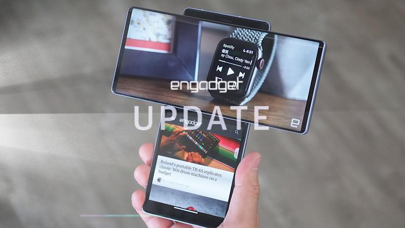 Engadget update ep75