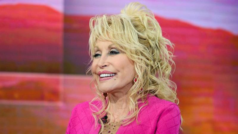 Dolly Parton reveals her favorite food and cooking habits