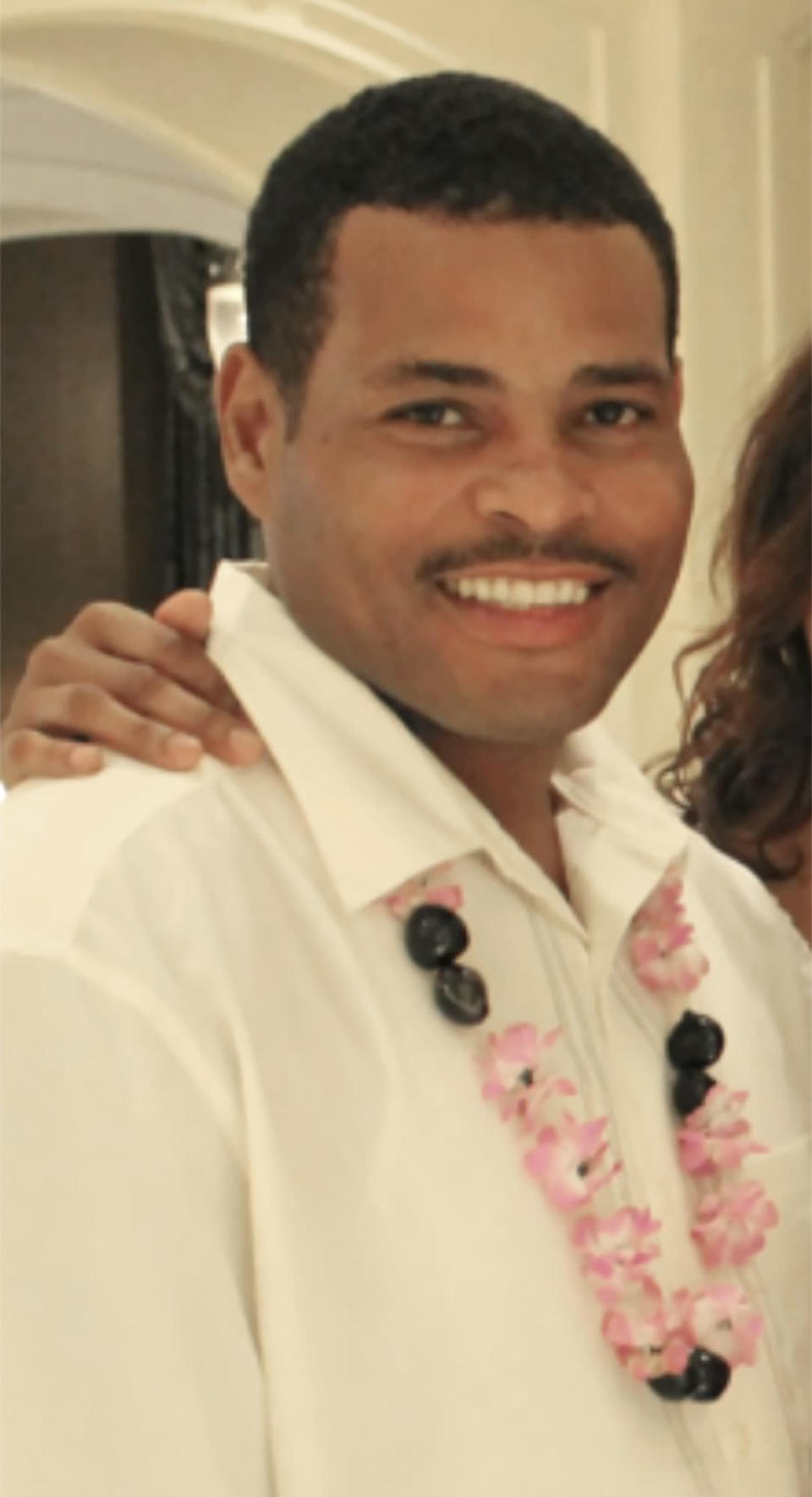FILE - Ronald Greene smiles in an undated photo provided by his family. More than a year and a half after Louisiana state troopers were captured on body camera video brutalizing Greene during his fatal arrest, police brass were still trying to blame his death on a car crash at the end of a high-speed chase. (Courtesy of the Greene family via AP, File)