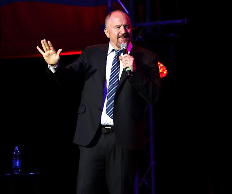 Rumors about Louis C.K.'s behavior had been swirling in comedy circles. (Laura Cavanaugh via Getty Images)