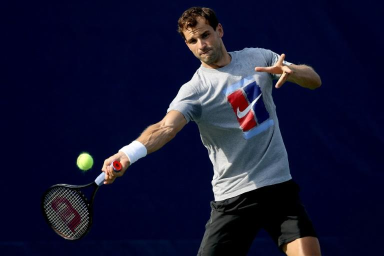 Fourteenth seed Dimitrov tumbles out of US Open