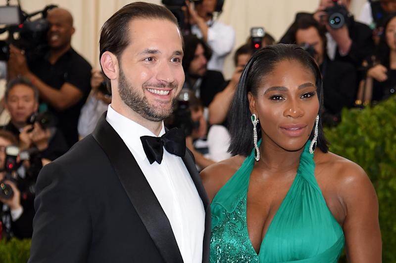Alexis Ohanian Calls Out the Double Standard on Anger Between Serena Williams and Brett Kavanaugh