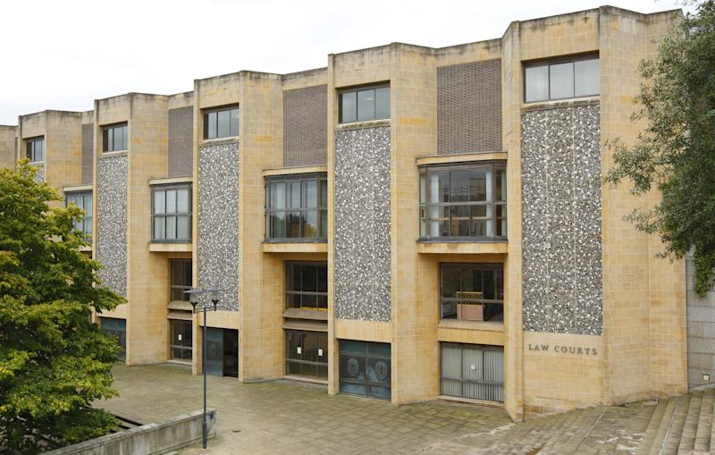 A general view of Winchester Crown Court. (Photo by Chris Ison/PA Images via Getty Images)