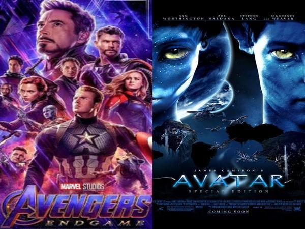 Posters of 'Avengers: Endgame' and 'Avatar' (Image Source: Instagram)