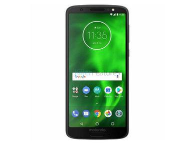 Moto G6 images. KillerFeatures