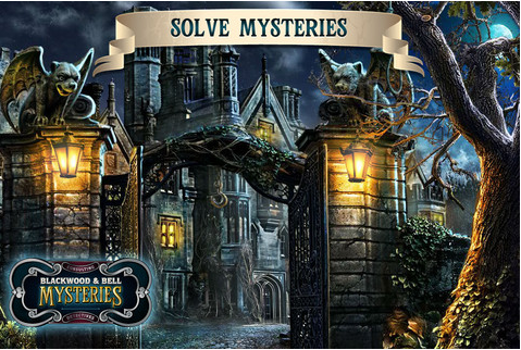 Mystery Detectives: Blackwood and Bell
