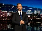 "The way the late-night host dropped major pounds was through ""starving myself two days a week."" But all jokes aside, Kimmel explained that people have called his particular method the 5:2 diet — when five days a week are normal eating days, while the other two days you can only consume 500 to 600 calories a day, according to <a href=""https://www.healthline.com/nutrition/the-5-2-diet-guide"" rel=""nofollow noopener"" target=""_blank"" data-ylk=""slk:Healthline"" class=""link rapid-noclick-resp""><em>Healthline</em></a> — but he's been following the same structure since before it had a name linked to intermittent fasting. ""On Monday and Thursday, I eat fewer than 500 calories a day, then I eat like a pig for the other five days,"" Kimmel told <a href=""https://www.mensjournal.com/features/the-weird-way-jimmy-kimmel-lost-the-weight-20151214/"" rel=""nofollow noopener"" target=""_blank"" data-ylk=""slk:Men's Journal"" class=""link rapid-noclick-resp""><em>Men's Journal</em></a> in 2015. ""You 'surprise' the body, keep it guessing."" He continued: ""I got the idea from a BBC documentary about this Indian man who seemed about 138 years old, and said his secret was severe calorie restriction. Some people have a photo of Daniel Craig or Hugh Jackman pinned up on the fridge for inspiration. I have Gandhi."""