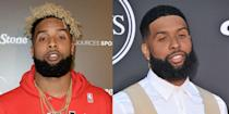 <p><strong>Signature: </strong>Blonde curly faux hawk</p><p> <strong>Without Signature: </strong>At the 2019 ESPYs rocking a short haircut with a fade.</p>
