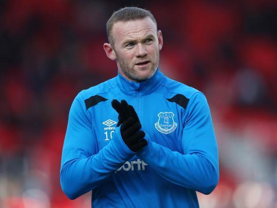 Everton's Wayne Rooney all set to complete DC United transfer