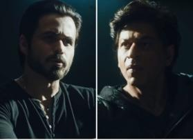 Bard Of Blood: Emraan Hashmi and Shah Rukh Khan have a hilarious face-off in an interrogation room