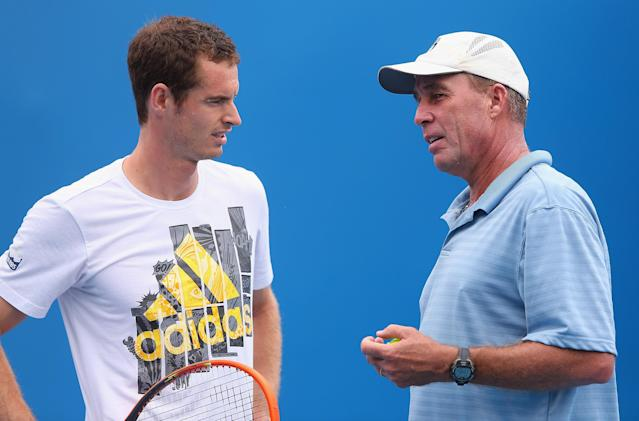 <p>Murray teamed up with Ivan Lendl as his coach in 2012. (Getty Images) </p>