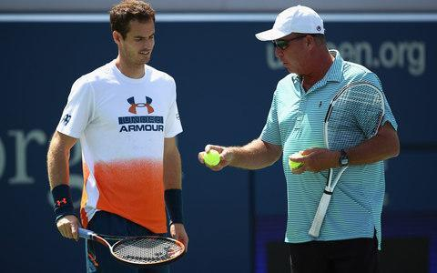 <span>Murray has split with Lendl again</span> <span>Credit: Getty Images </span>