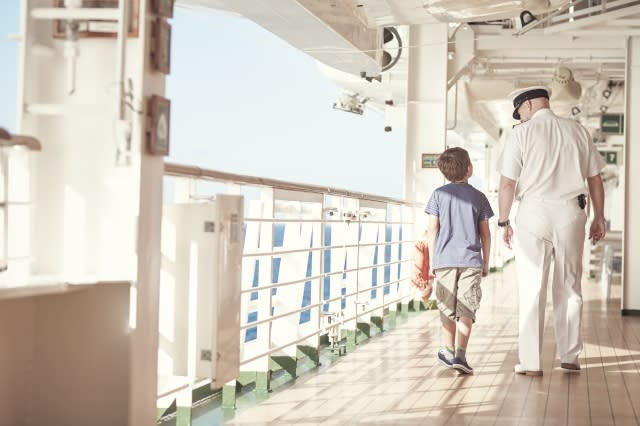 P&O Cruises for kids
