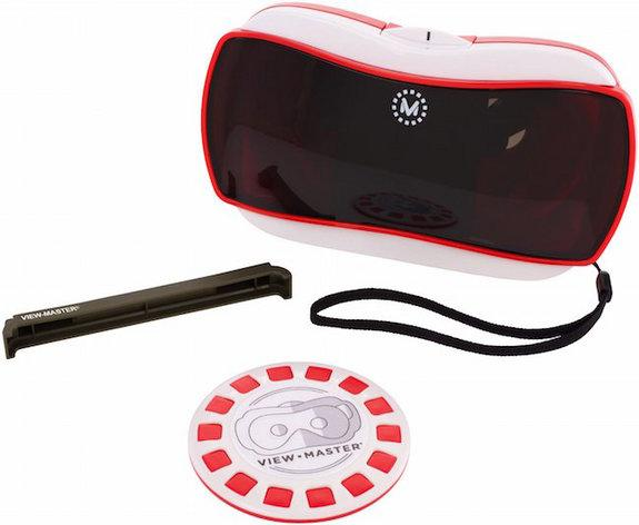 Mattel Goes High-Tech with Virtual Reality View-Master Toy