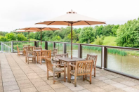 """<p>This waterside hotel is just a 10-minute drive from Cardiff's lively city centre. </p><p>In fact, you'd never know that a bustling city was in reach from the peaceful restaurant terrace — which looks out onto rolling greenery — or while relaxing at the health club.</p><p>Food-wise, the <a href=""""https://go.redirectingat.com?id=127X1599956&url=https%3A%2F%2Fwww.booking.com%2Fhotel%2Fgb%2Fcopthornecardiff.en-gb.html%3Faid%3D2070929%26label%3Dboutique-hotels-cardiff&sref=https%3A%2F%2Fwww.redonline.co.uk%2Ftravel%2Finspiration%2Fg34759204%2Fboutique-hotels-cardiff%2F"""" rel=""""nofollow noopener"""" target=""""_blank"""" data-ylk=""""slk:Copthorne"""" class=""""link rapid-noclick-resp"""">Copthorne</a> has fine dining at Raglan's, with a menu featuring local cuisine and produce, a relaxed bar and lounge with lakeside views and 24-hour room service for when you're too tired to emerge from your room after a long day of exploring the nearby city's sites.</p><p>The on-site leisure club has a swimming pool and a gym, sauna and steam room. </p><p>Cardiff Castle and the Millennium Stadium are less than five miles away and the stylish Cardiff Bay area — with its shops, restaurants and bars — is just 10 minutes' drive from the Copthorne.</p><p><a class=""""link rapid-noclick-resp"""" href=""""https://go.redirectingat.com?id=127X1599956&url=https%3A%2F%2Fwww.booking.com%2Fhotel%2Fgb%2Fcopthornecardiff.en-gb.html%3Faid%3D2070929%26label%3Dboutique-hotels-cardiff&sref=https%3A%2F%2Fwww.redonline.co.uk%2Ftravel%2Finspiration%2Fg34759204%2Fboutique-hotels-cardiff%2F"""" rel=""""nofollow noopener"""" target=""""_blank"""" data-ylk=""""slk:CHECK AVAILABILITY"""">CHECK AVAILABILITY</a></p>"""