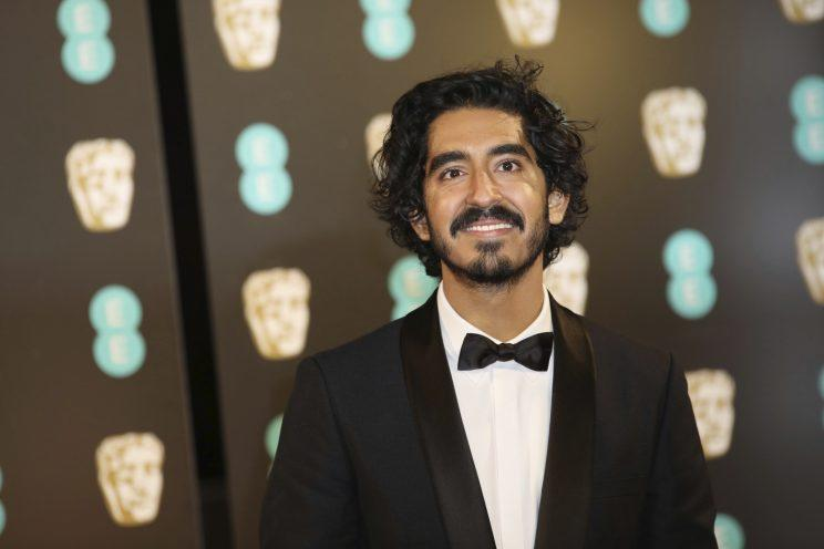 Patel… mistaken for Riz Ahmed by Burberry – Credit: AP