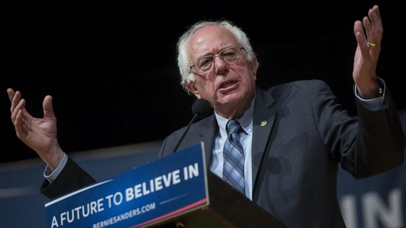Bernie Sanders' One Answer on How He Would Get Anything Done