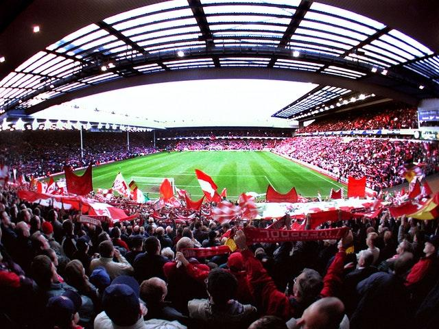 Anfield will not play host to any Premier League title celebrations this year, if the police's request is granted