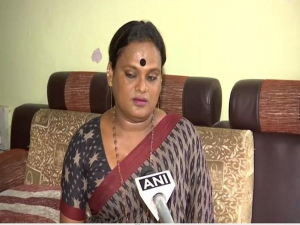 Meera Parida, member of the National Council for Transgender Persons (Photo/ANI)