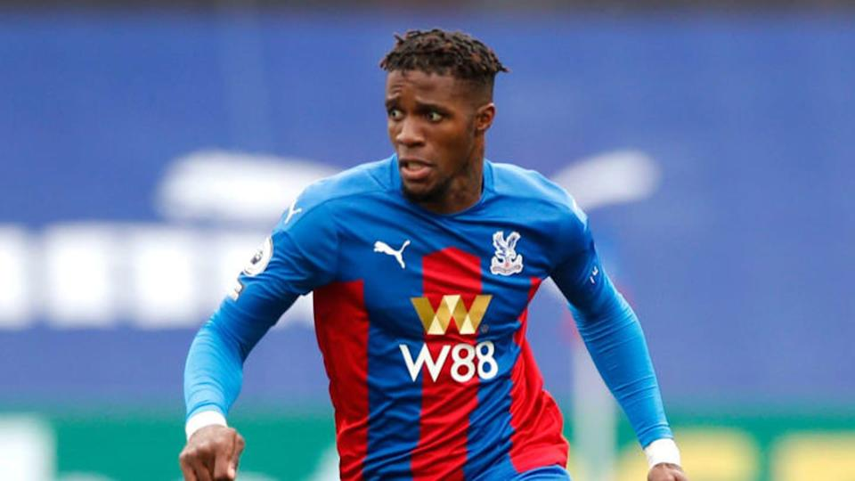 Wilfried Zaha | Pool/Getty Images
