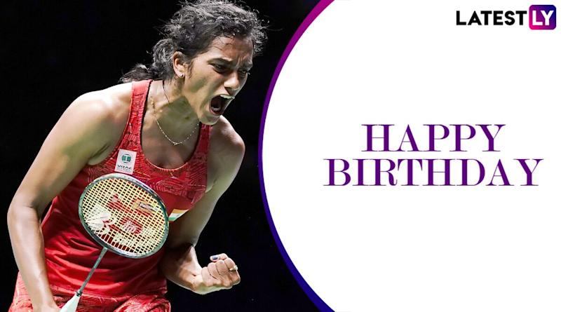 PV Sindhu Birthday Special: Four Best Career Wins of India's Olympic Medallist Badminton Player