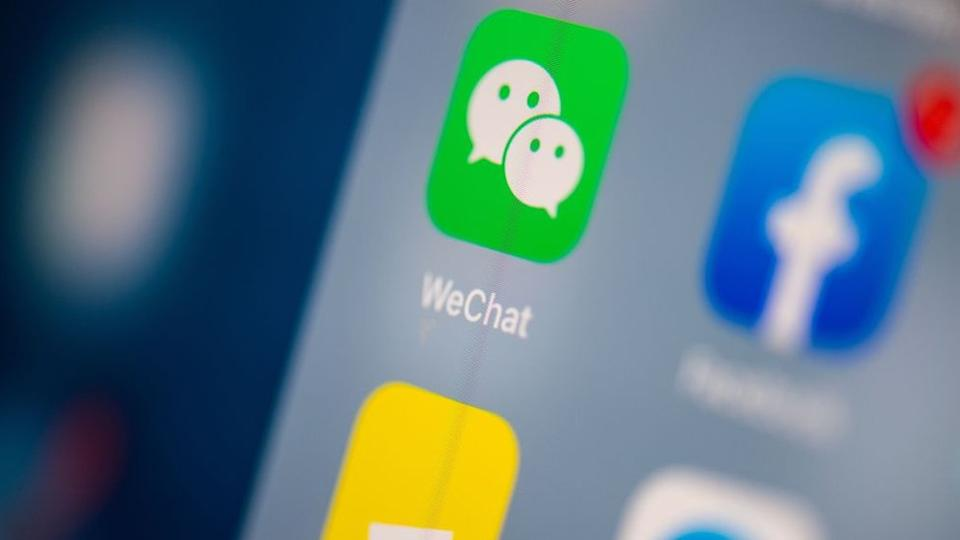 WeChat has over one billion monthly users