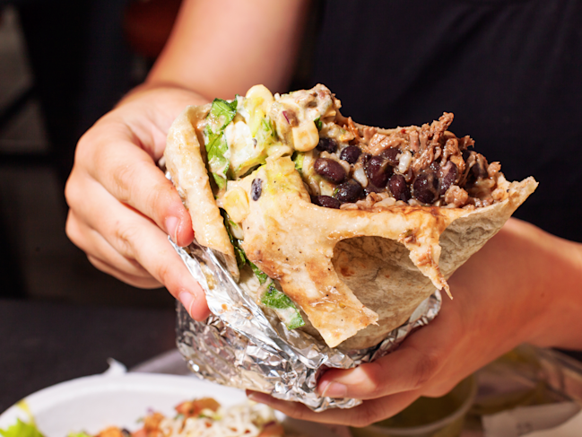 60 reported illness after visiting Sterling Chipotle