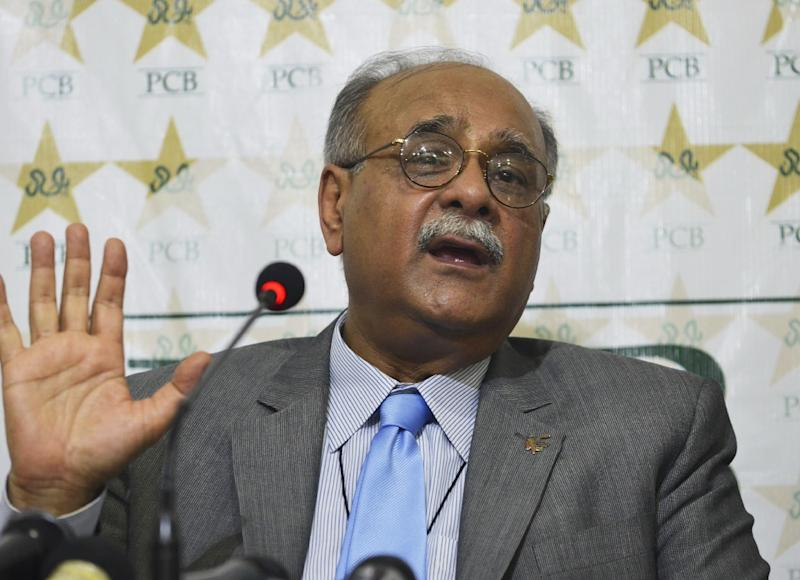 Najam Sethi Sethi, who quit as chairman of the Pakistan Cricket Board (PCB) last year after a long series of court battles in a power struggle with his predecessor, had been nominated for the post of International Cricket Council (ICC) president