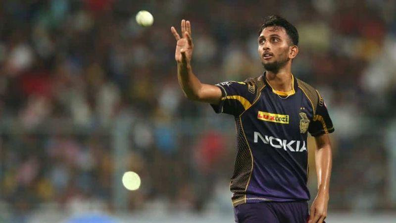 Prasidh Krishna was overlooked in the IPL 2018 Player Auctions before being a replacement bowler