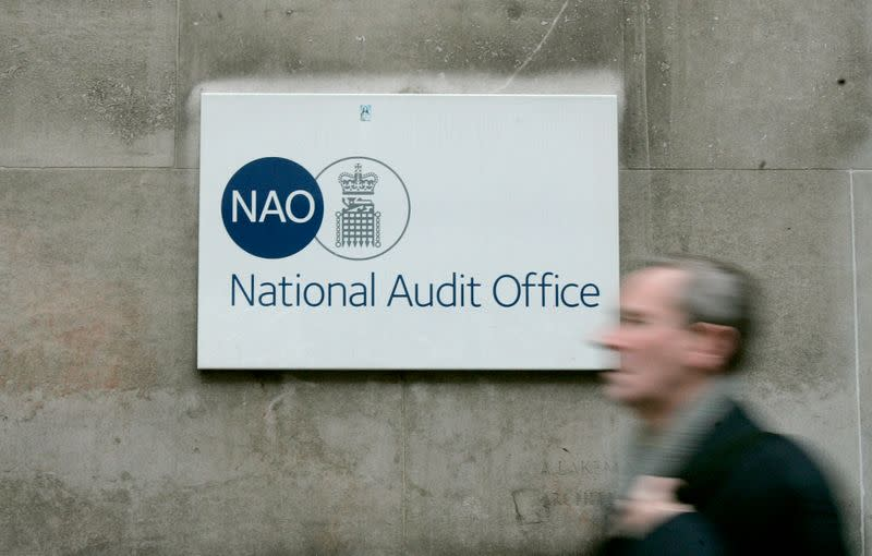 UK COVID loan scheme could lose 26 billion pounds from fraud, defaults- watchdog